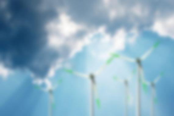 Wind power, eco energy