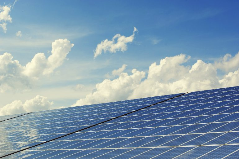 Solutions the government provides for photovoltaic panels